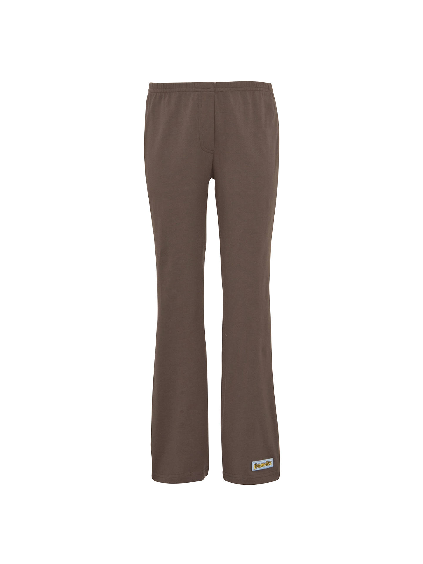 "Buy Brownies Uniform Leggings, Brown, Waist 30"" Online at johnlewis.com"