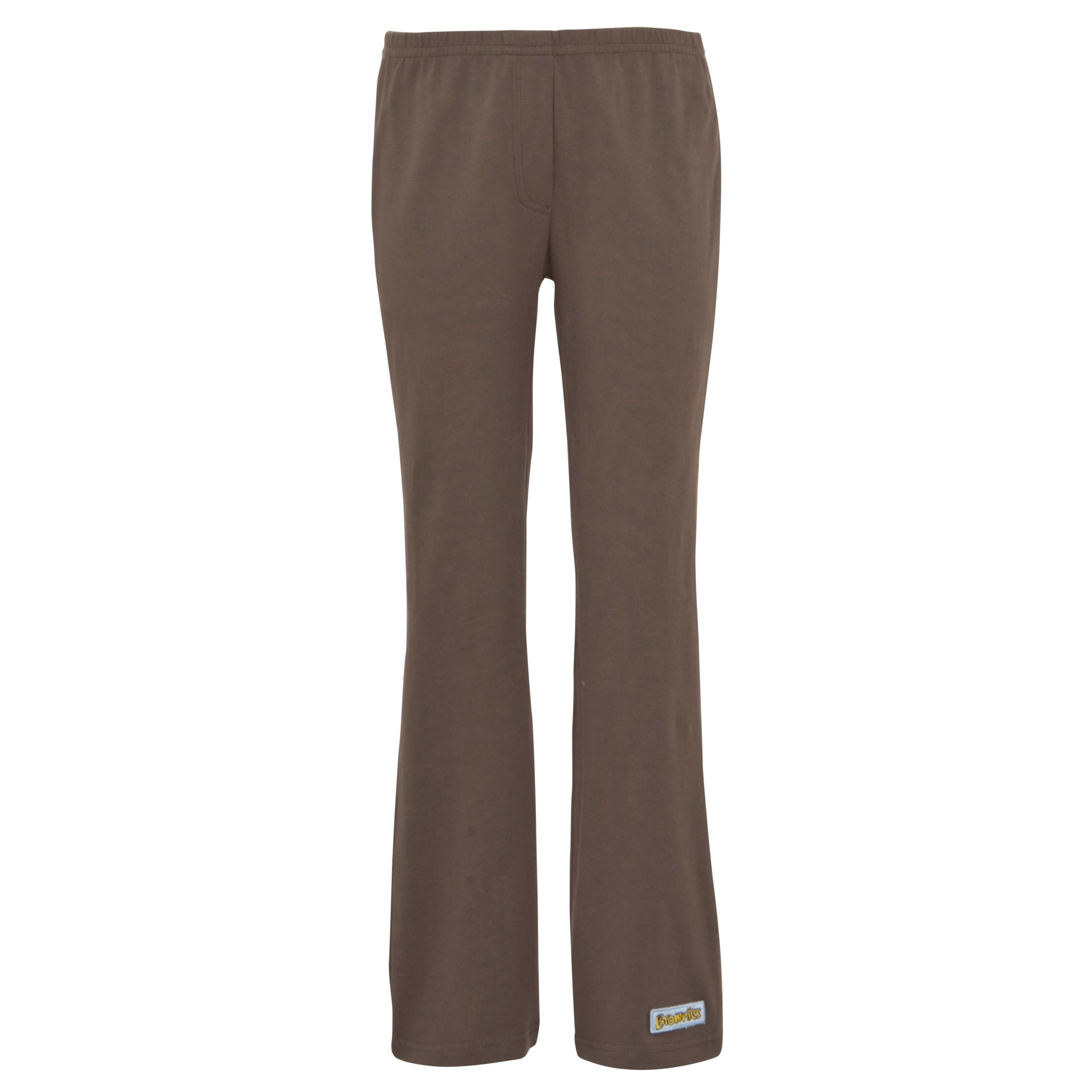 Brownies Brownies Uniform Leggings, Brown