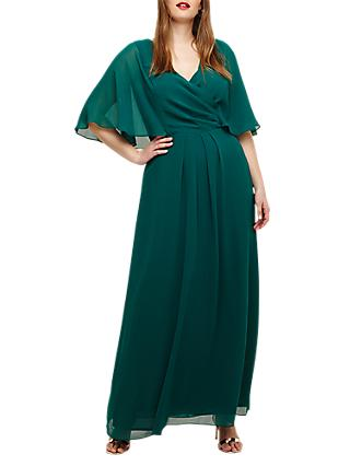 Phase Eight Opal Maxi Dress, Emerald