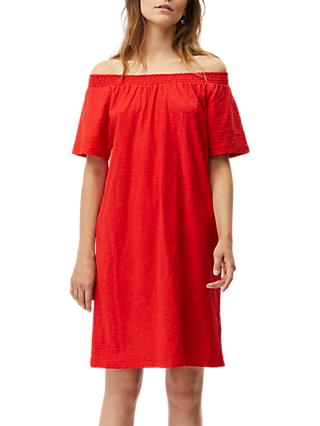 White Stuff Beth Dress, Red