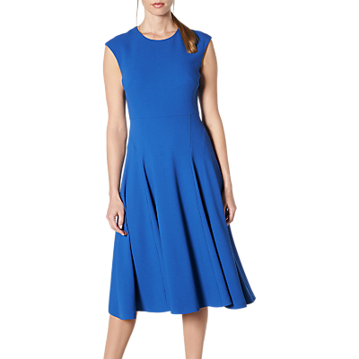 L.K.Bennett Aylin Dress, Hockney Blue