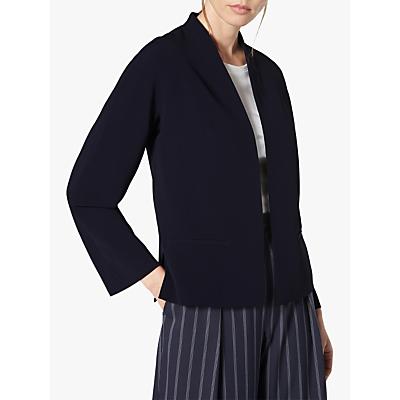 L.K.Bennett Fie Jacket, Sloane Blue