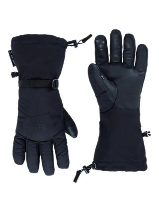 The North Face Waterproof Alpine Ski Gloves, Black