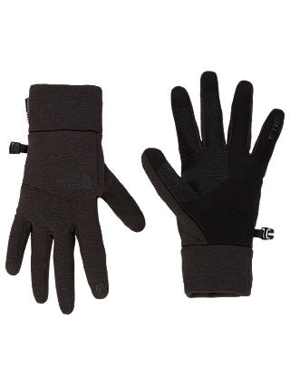 Buy The North Face Etip HFCE Men's Gloves, Navy/Heather, M Online at johnlewis.com