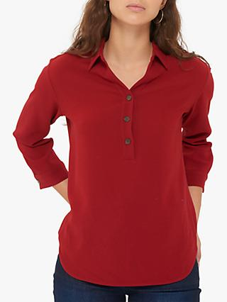 Gerard Darel Laurie Blouse, Red