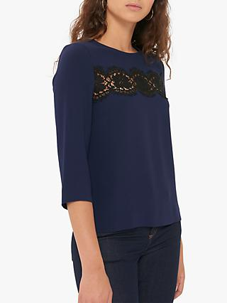 Gerard Darel Lola Blouse, Blue