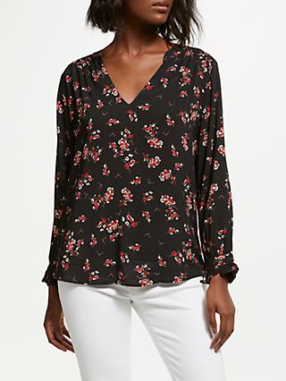 Velvet by Graham & Spencer Jazzy Blouse, Cherry Blossom