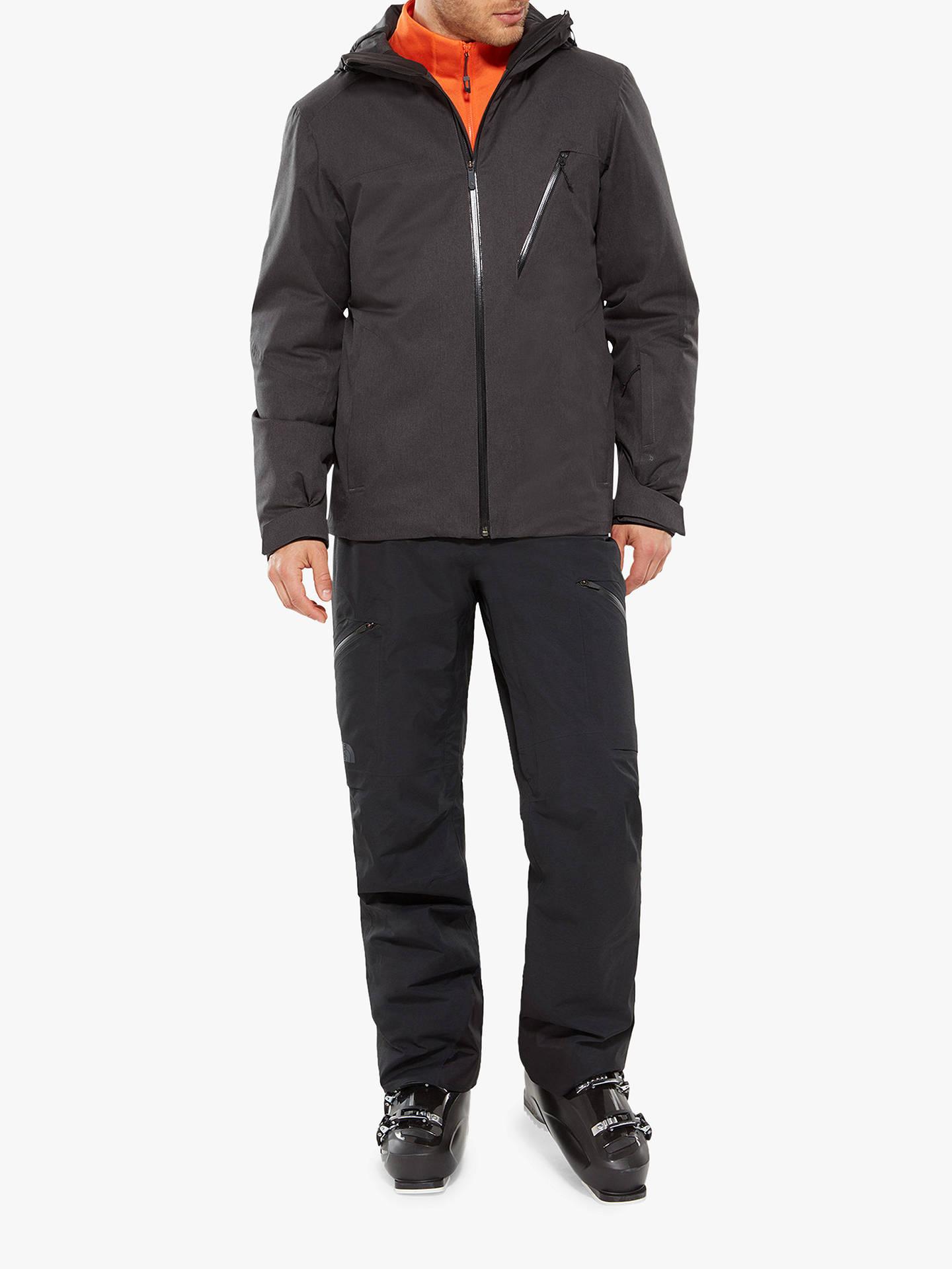 envío directo Tienda predominante The North Face Men's Descendit Waterproof Ski Jacket at John ...