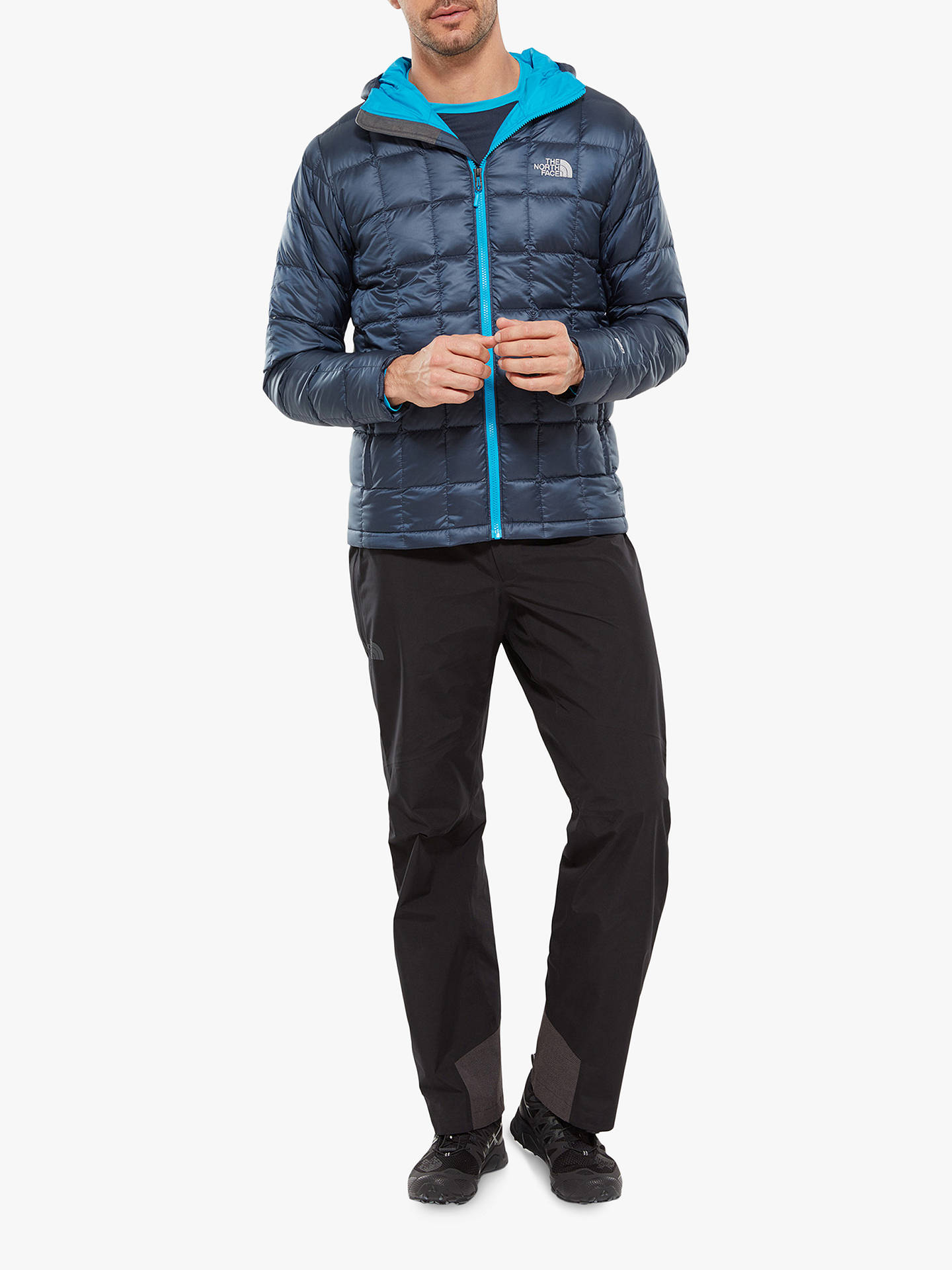 6220d529d The North Face Kabru Down Men's Hooded Jacket, Urban Navy