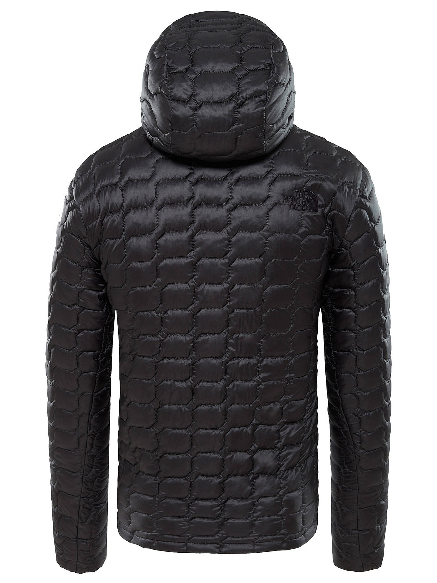 BuyThe North Face Thermoball Full-Zip Men's Insulated Jacket, Asphalt Grey, S Online at johnlewis.com