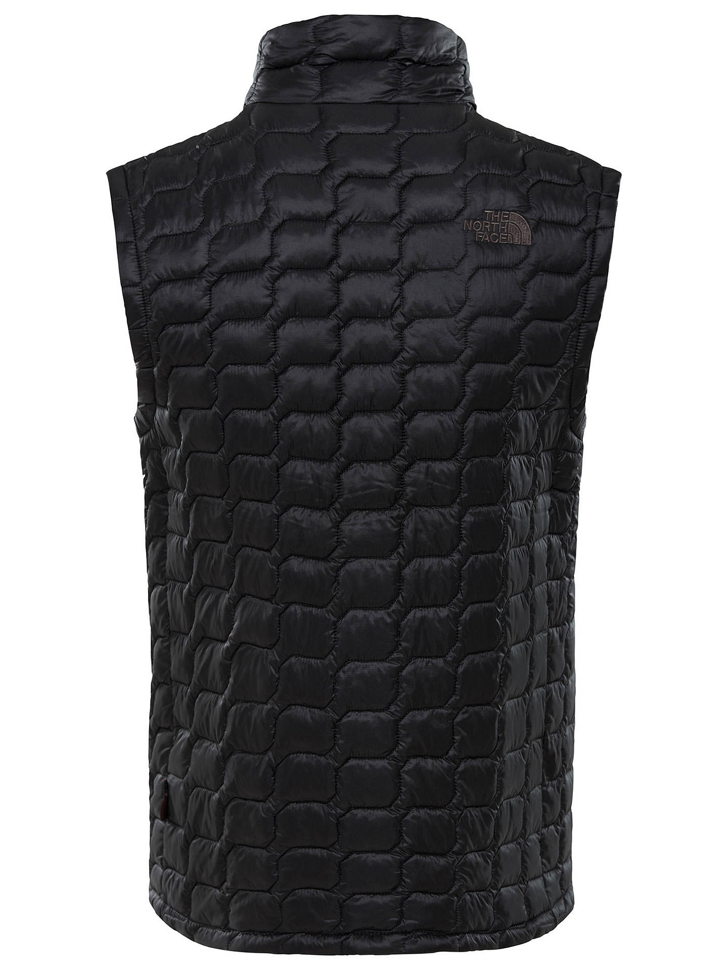 Buy The North Face Thermoball Men's Insulated Gilet, TNF Black, S Online at johnlewis.com