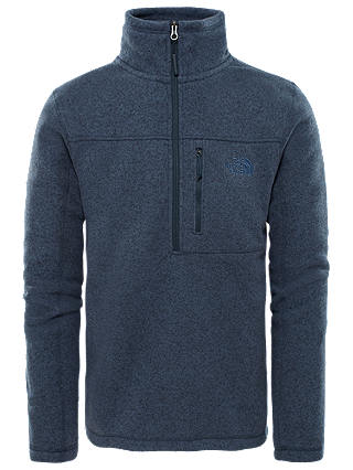 Buy The North Face Gordon Lyons Sweatshirt, Urban Navy Heather, S Online at johnlewis.com