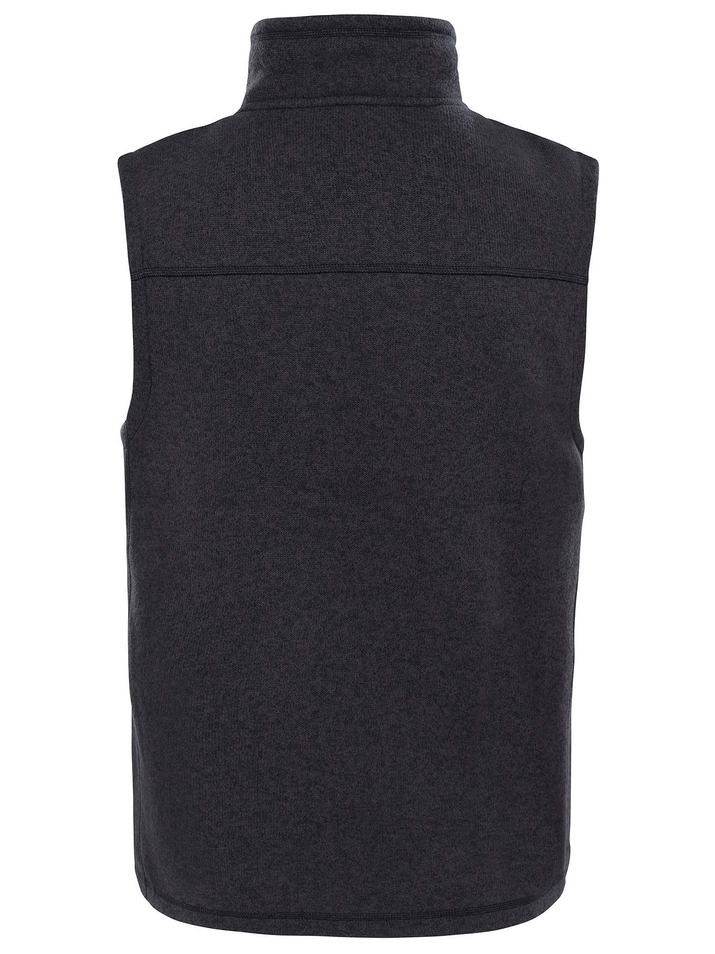 Buy The North Face Gordon Lyons Vest, Black, XL Online at johnlewis.com