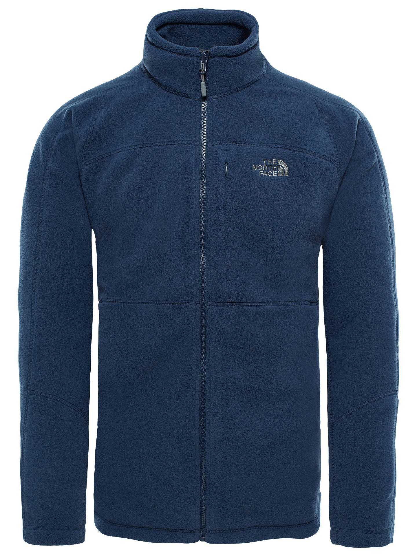 302b7fbe8 The North Face 200 Shadow Men's Fleece Jacket, Urban Navy at John ...
