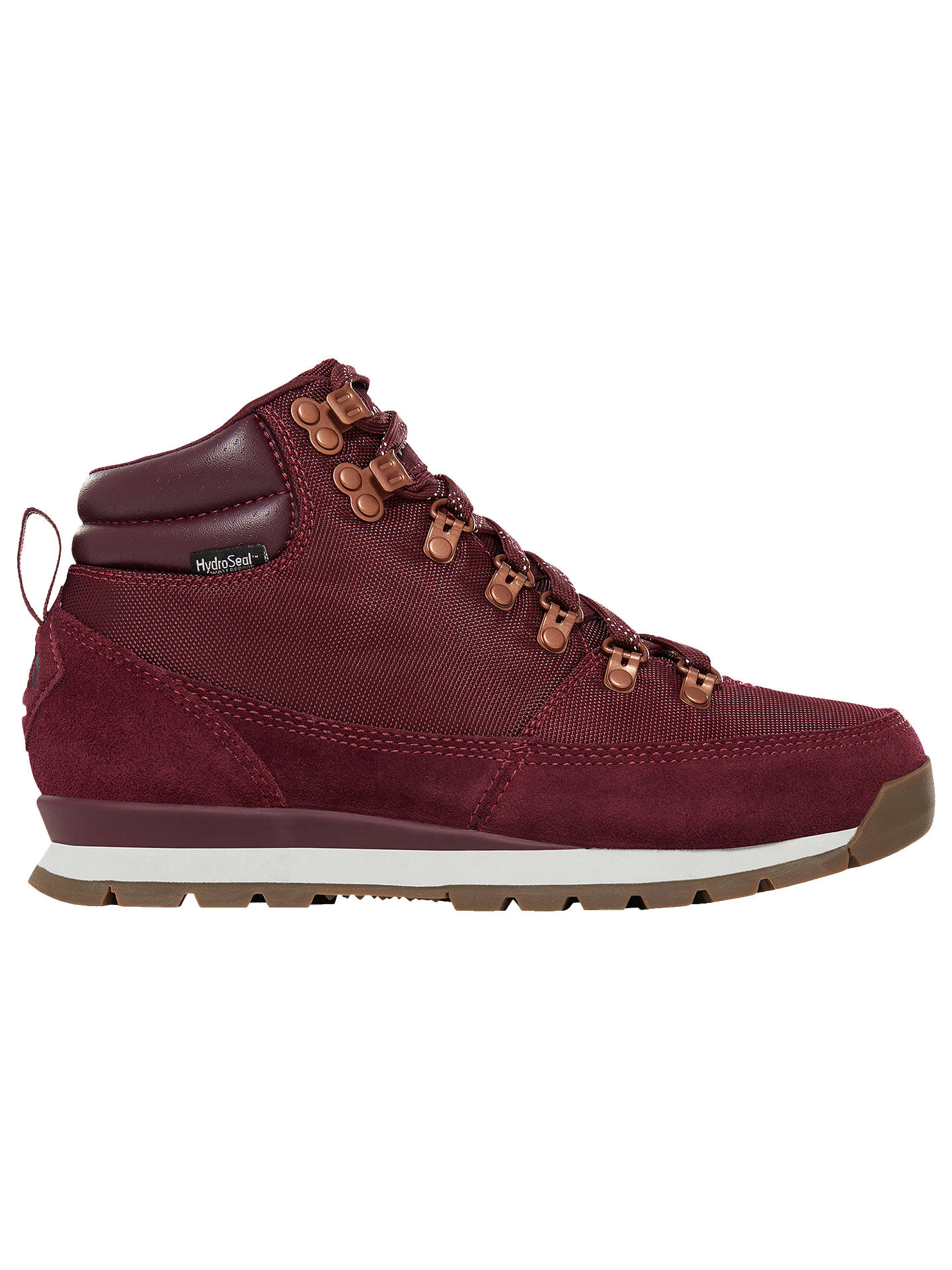 Buy The North Face Back to Berkeley Redux Women's Walking Shoes, Fig, 6 Online at johnlewis.com