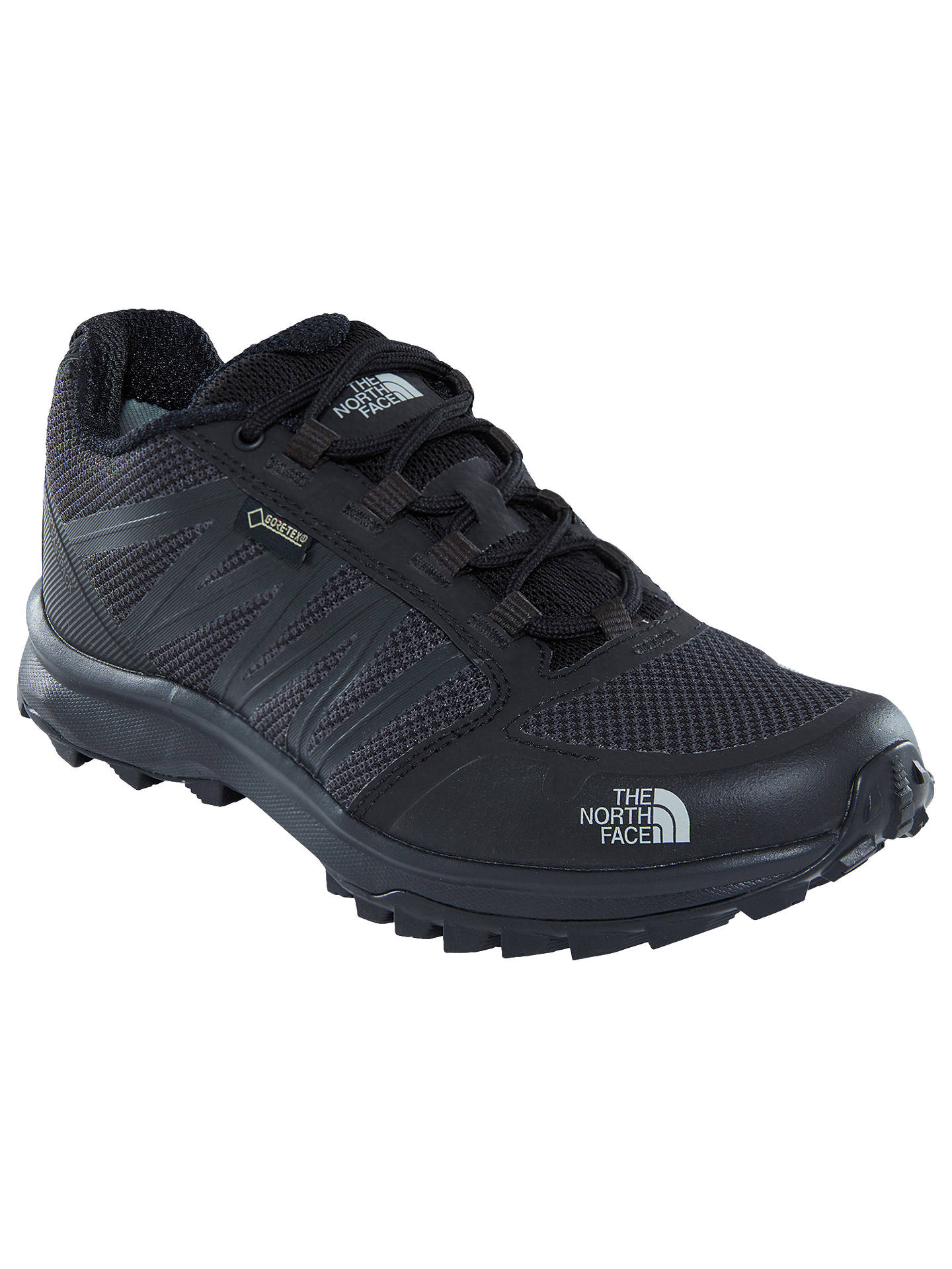 Buy The North Face Litewave Fastpack GTX Women's Hiking Shoes, Black, 6 Online at johnlewis.com