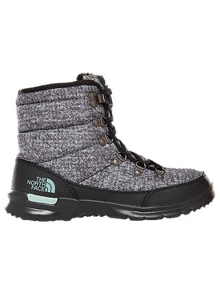Buy The North Face Thermoball Lace Women's Boots, Burnished Houndstooth, 8 Online at johnlewis.com