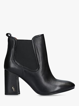 Kurt Geiger London Raylan Block Heeled Ankle Boots