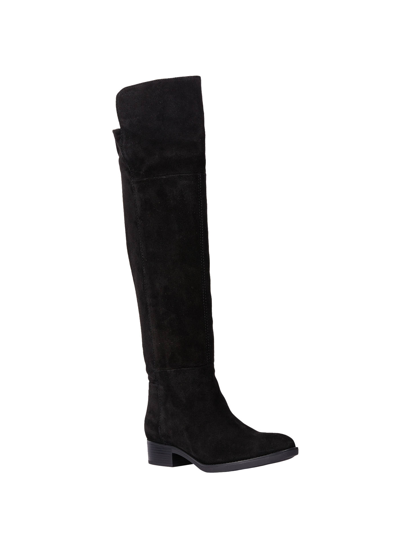 ... BuyGeox Women s Felicity D Block Heeled Knee High Boots 3201c116290