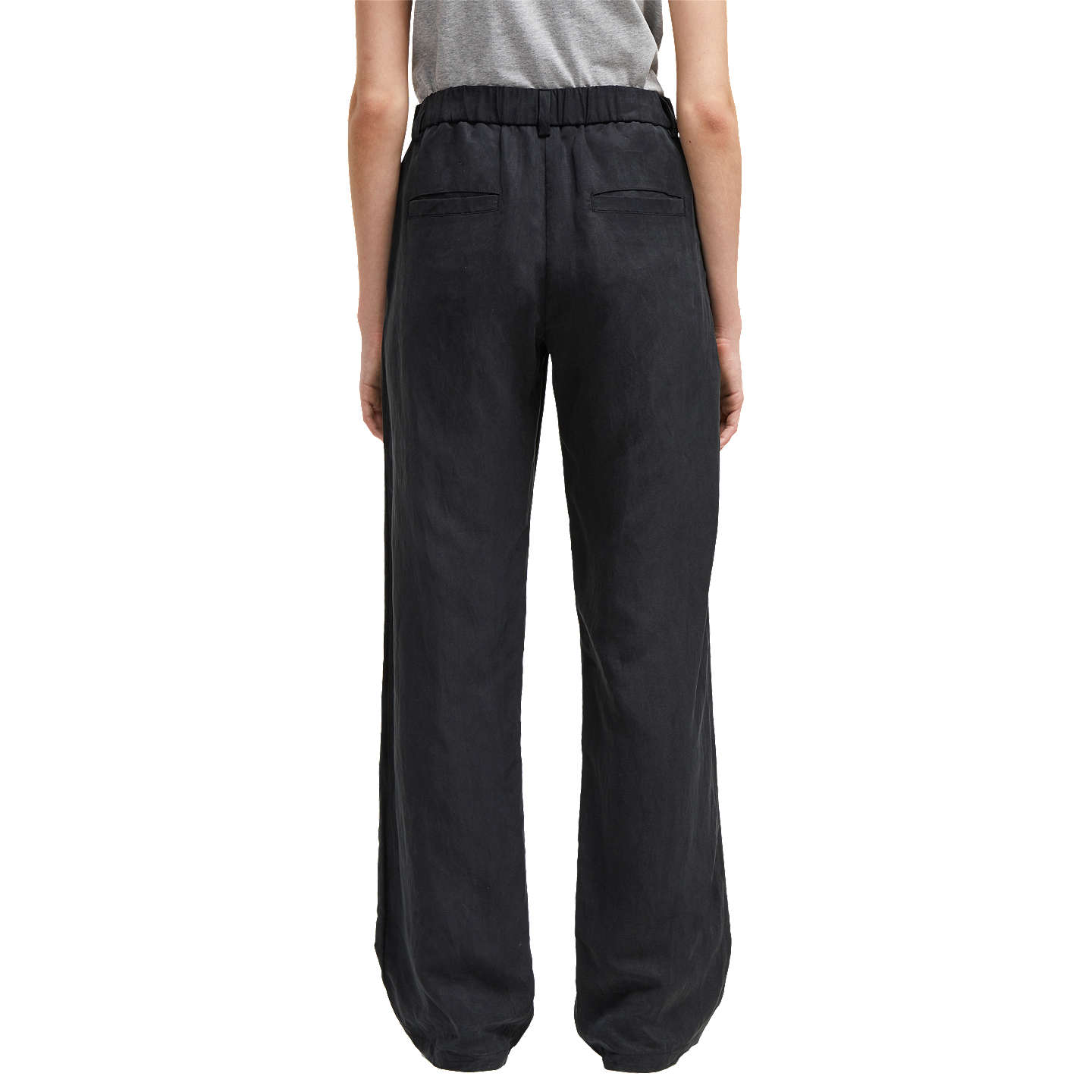 BuyFrench Connection Caspia Trousers, Black, 6 Online at johnlewis.com
