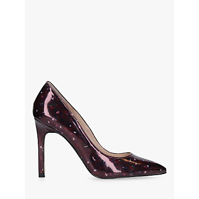 Image of Carvela Kestral 2 Stiletto Court Shoes, Multi