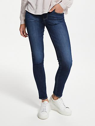Paige Skyline High Rise Skinny Jeans, Tarin