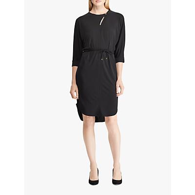 Lauren Ralph Lauren Elvita Casual Dress, Polo Black