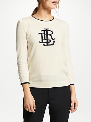 67eb750273 Lauren Ralph Lauren Alcott 3 4 Sleeve Sweatshirt