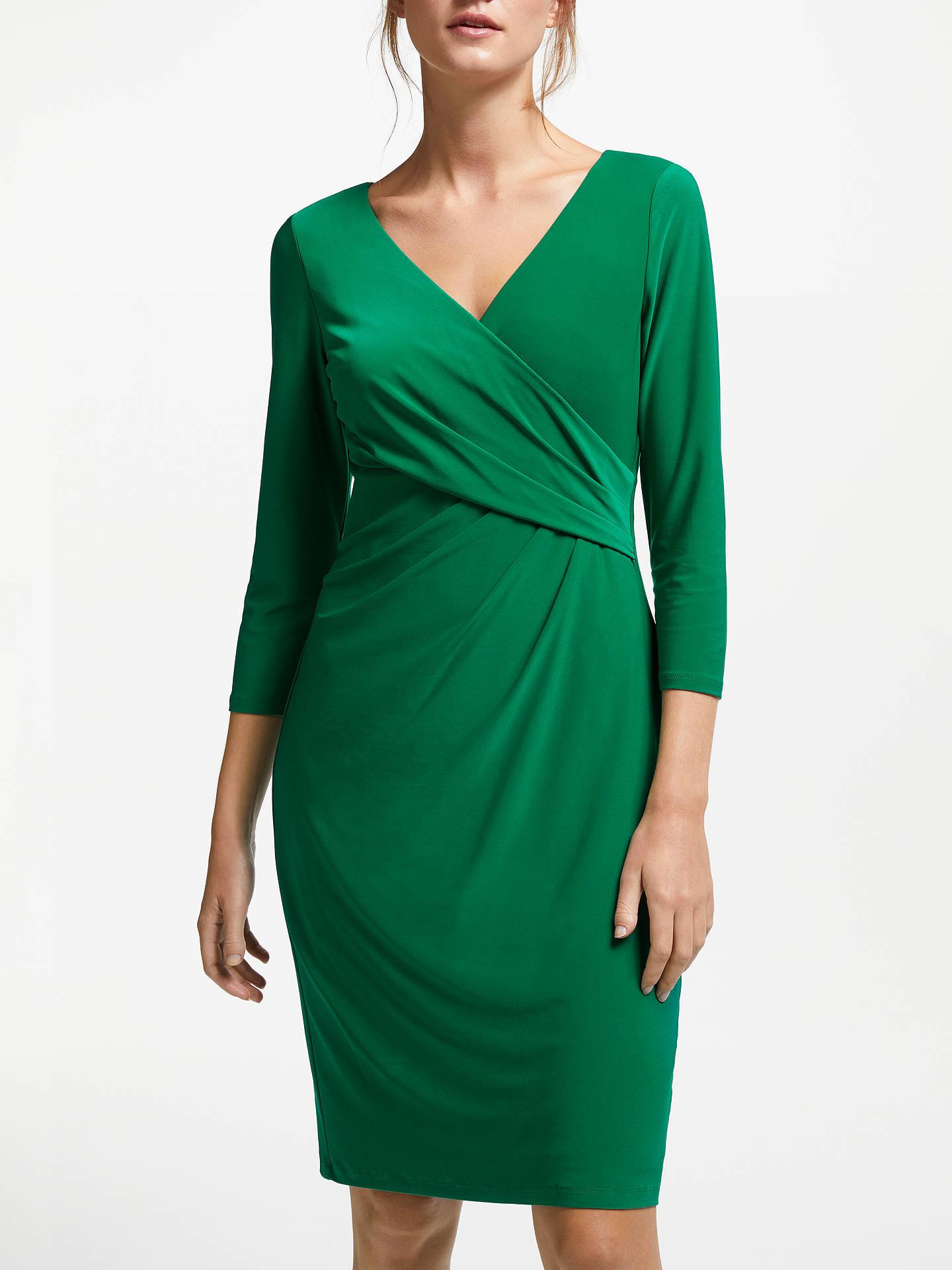 77e9c4a8ac4c3 Buy Lauren Ralph Lauren Cleora Sleeveless Ruched Dress