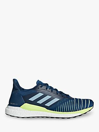 the best attitude d387b eb2b3 adidas Solar Glide Mens Running Shoes