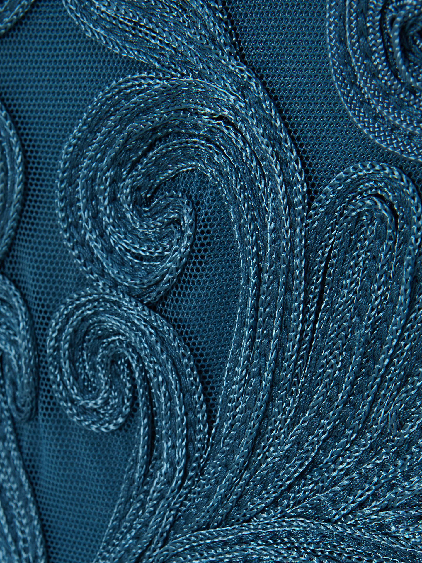 BuyPhase Eight Indra Tapework Dress, Peacock, 8 Online at johnlewis.com