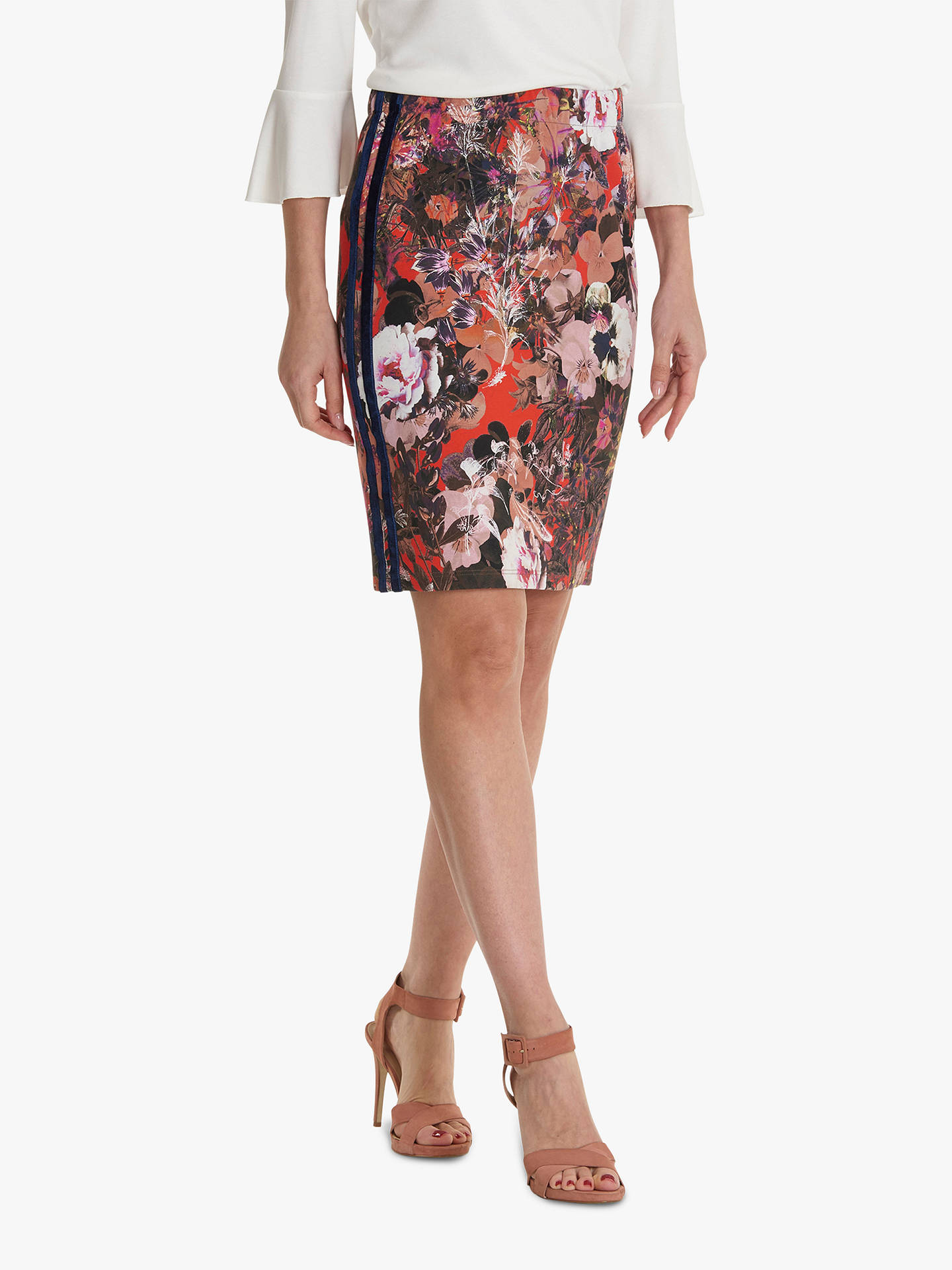 92cd28f827 Buy Betty Barclay Sporty Floral Pencil Skirt