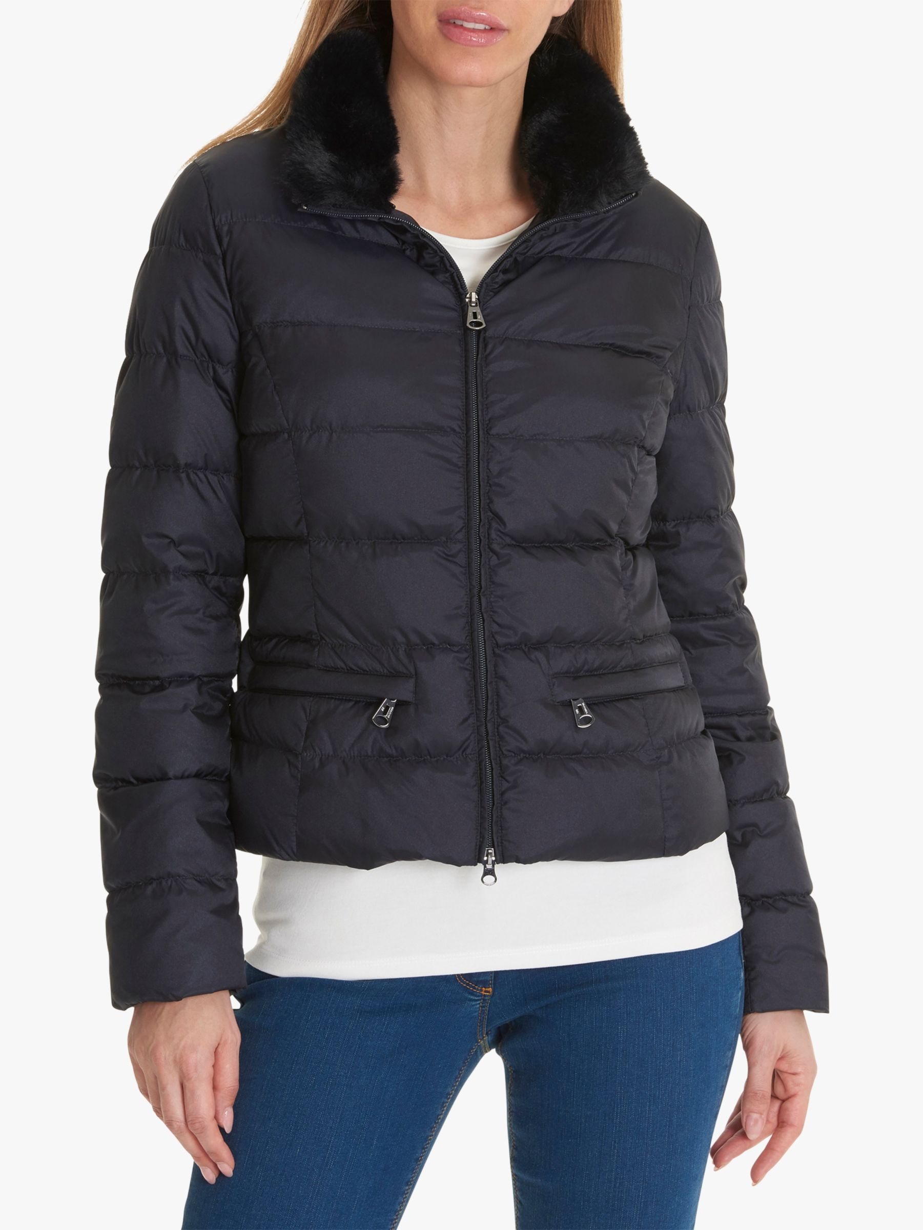 Betty Barclay Betty Barclay Quilted Down Jacket
