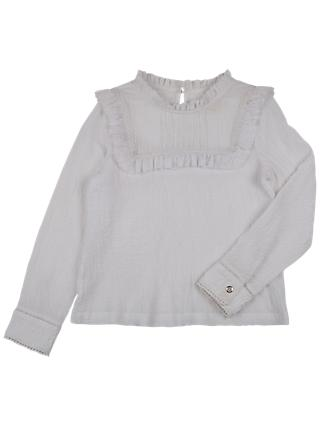 Outside the Lines Girls' Victorian Blouse