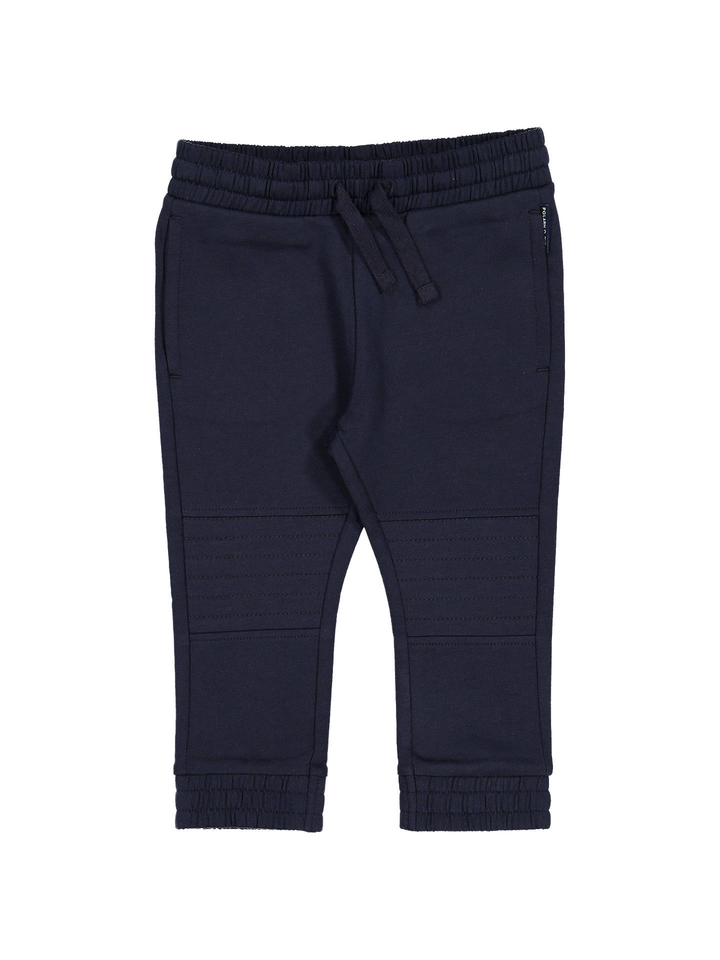 Pyret Lined Denim Joggers Baby Polarn O