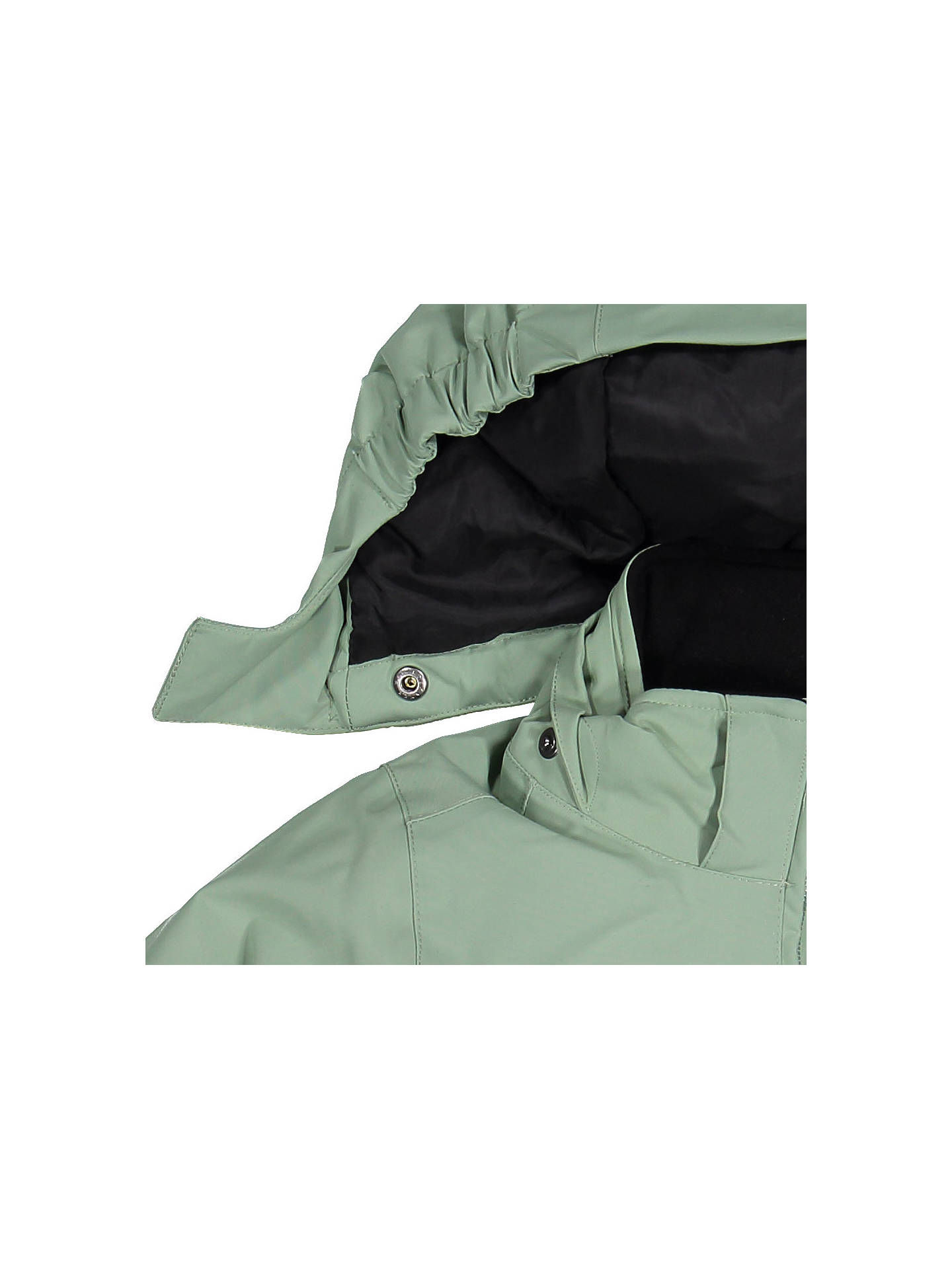 Buy Polarn O. Pyret Children's Waterproof Padded Coat, Green, 3-4 years Online at johnlewis.com