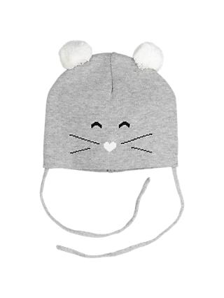 c48c895b21a Polarn O. Pyret Baby Mouse Hat