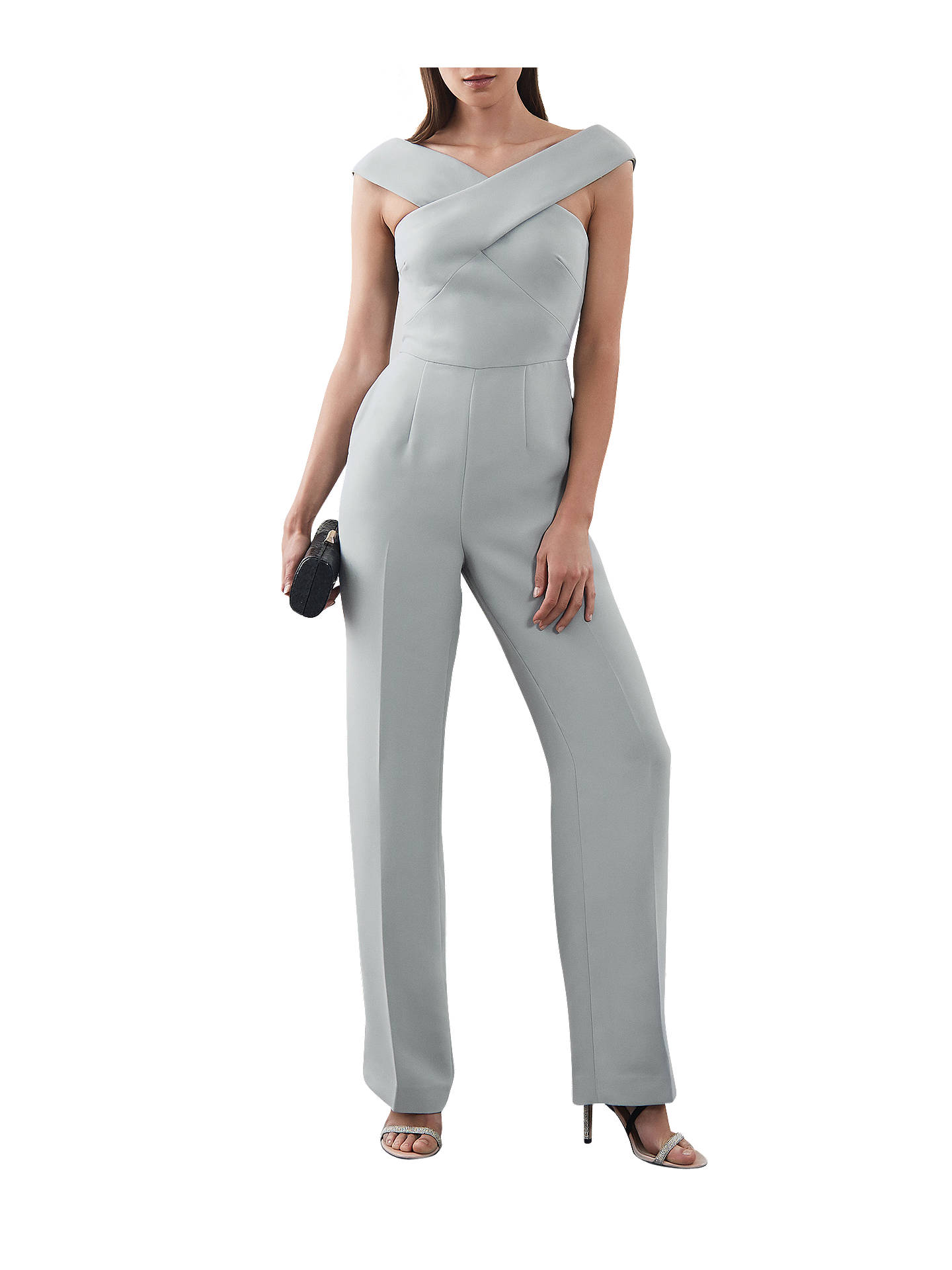 18bb398f2bd Buy Reiss Mika Bardot Jumpsuit