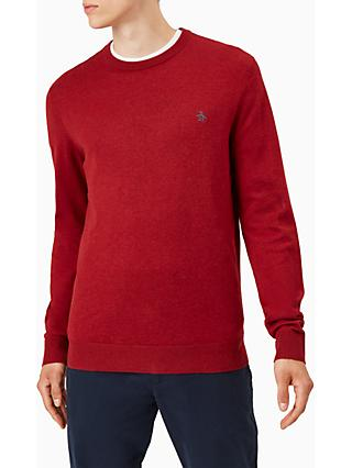 Original Penguin Supima Cotton Crew Neck Sweatshirt