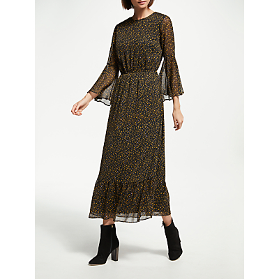 Y.A.S Peque Flared Maxi Dress, Multi