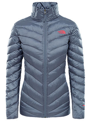 Buy The North Face Trevail Women's Jacket, Grisaille Grey, M Online at johnlewis.com