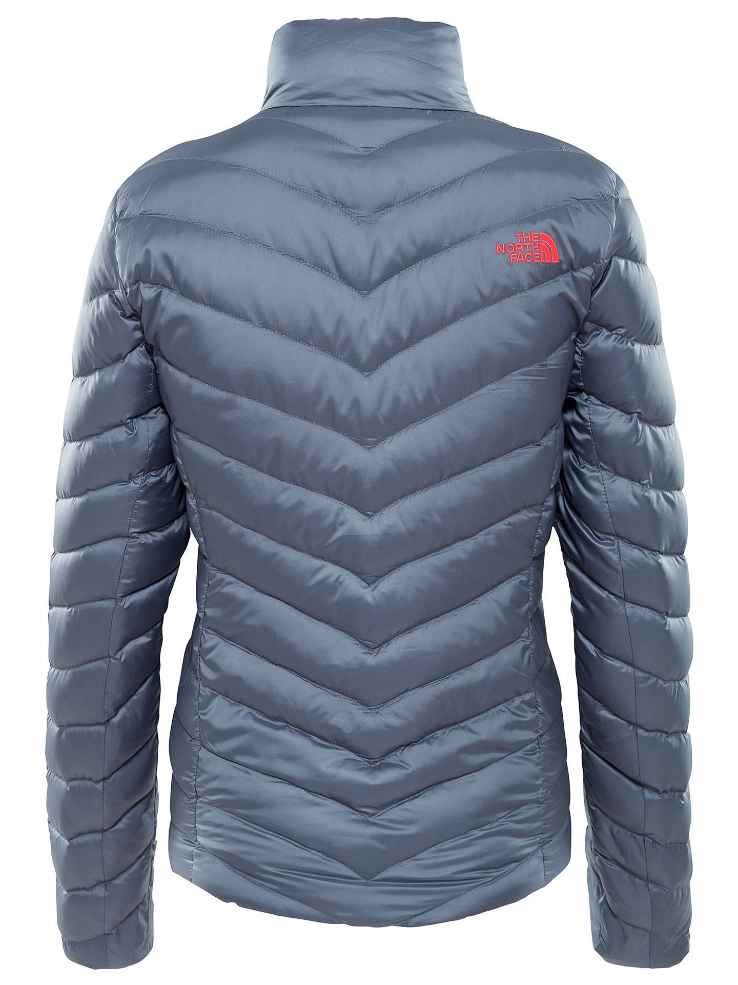 BuyThe North Face Trevail Women's Jacket, Grisaille Grey, L Online at johnlewis.com
