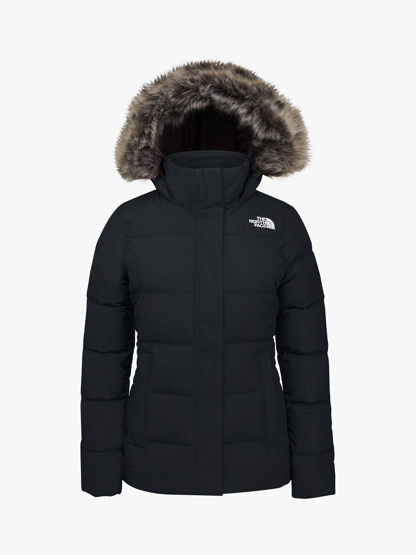 8c71b7c59 The North Face Gotham Women's Jacket, Black