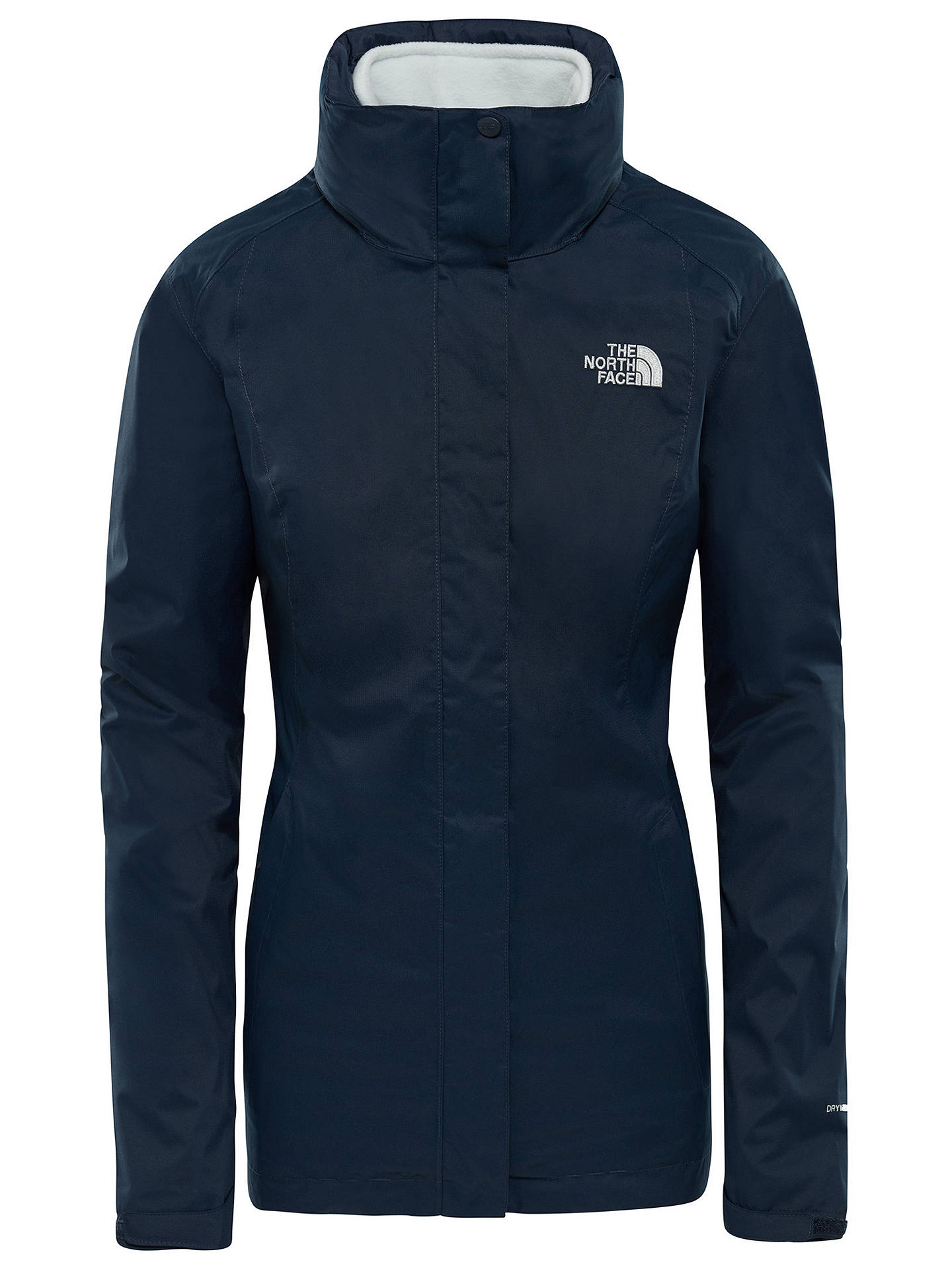 Buy The North Face Evolve II Triclimate Women's Jacket, Urban Navy/Tin Grey, L Online at johnlewis.com