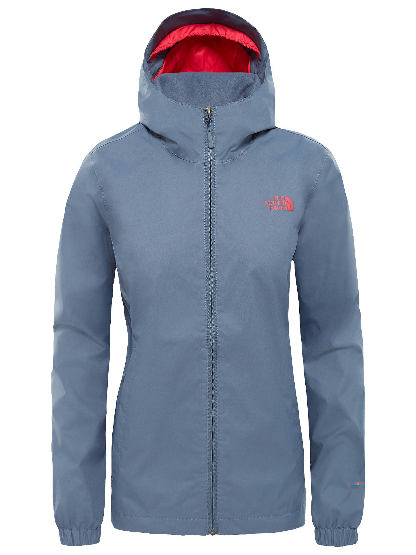 bd5863c5d The North Face Quest Waterproof Women's Jacket, Grisaille Grey at ...