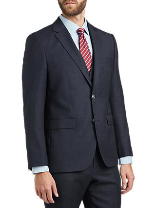 1405baac8 HUGO by Hugo Boss Jeffery/Simmons Virgin Wool Regular Fit Suit Jacket, Navy