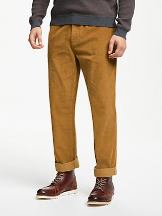 John Lewis & Partners Corduroy Trousers