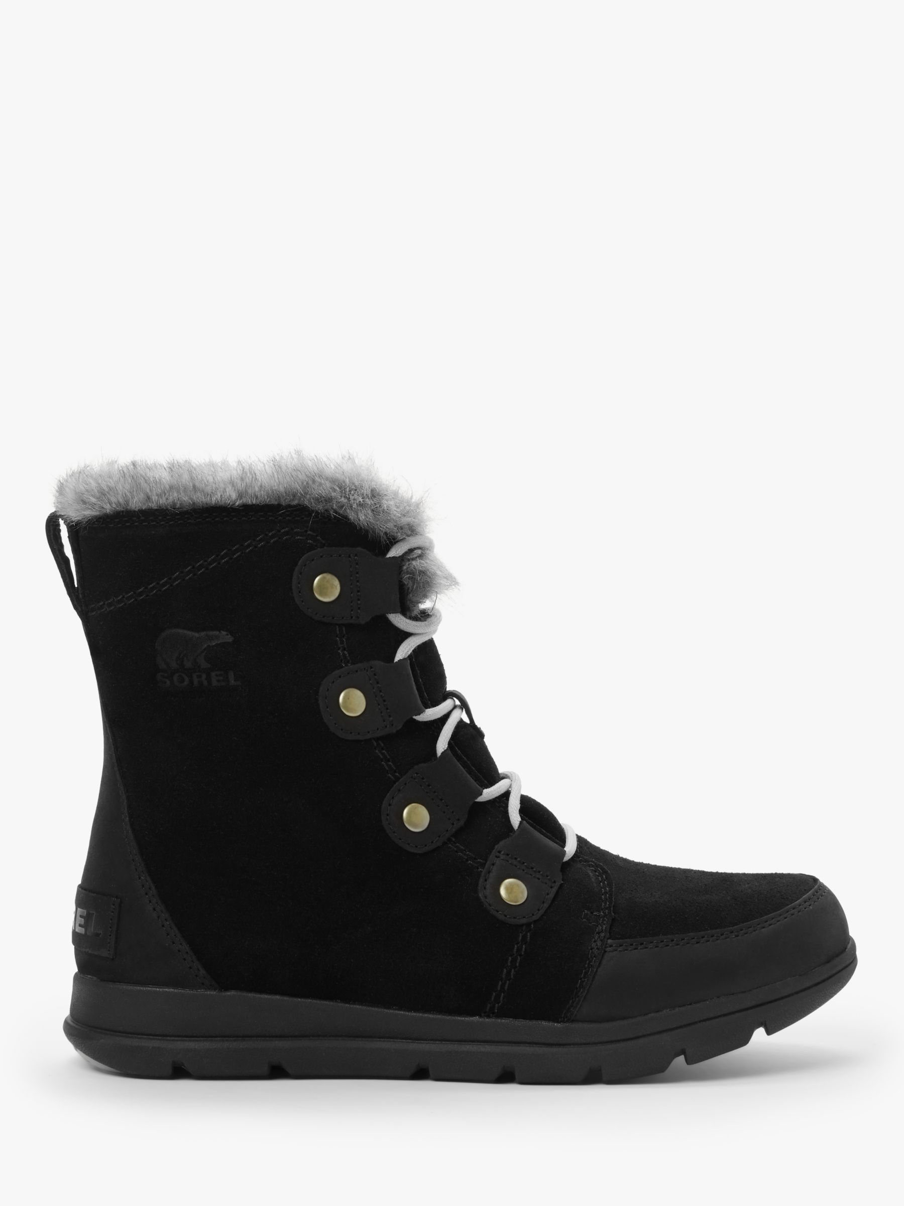 Sorel Sorel Explorer Joan Snow Boots, Black