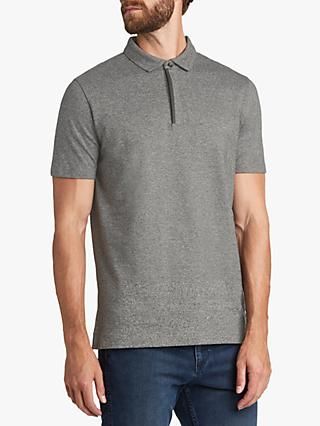 HUGO by Hugo Boss Dollinson Polo Shirt, Grey