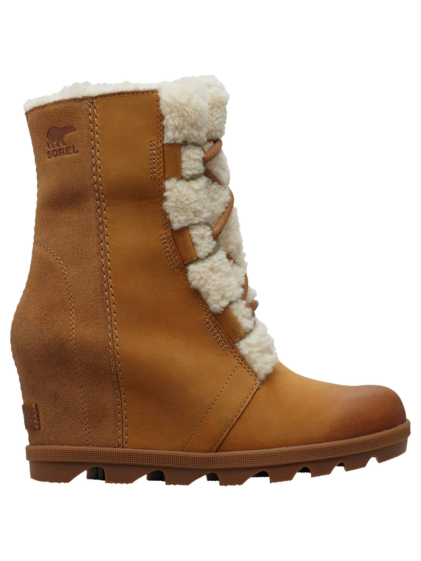 b9da6c9d653d Buy Sorel Joan Of Arctic Wedge Heel Ankle Snow Boots